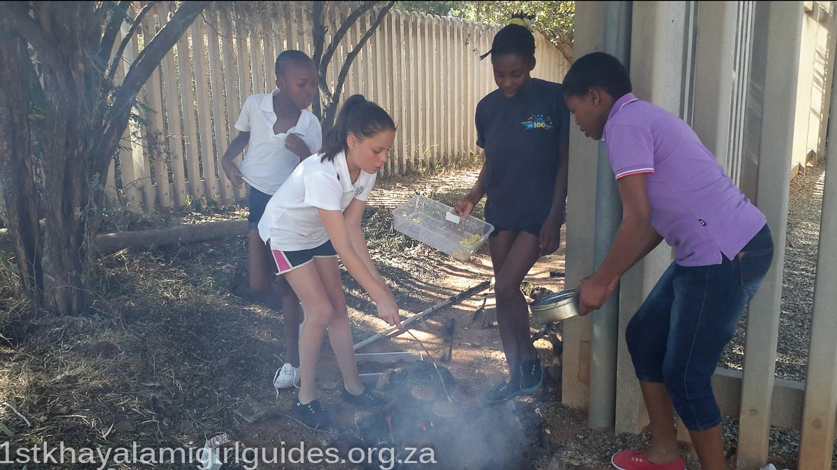 Guide Camp May 2015